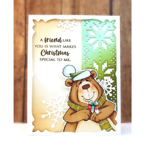 Fur You, Penny Black Clear Stamps - 759668307432