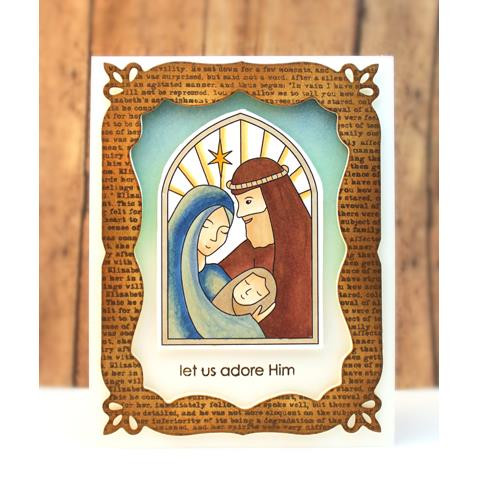 Heaven's Gift, Penny Black Clear Stamps - 759668307425