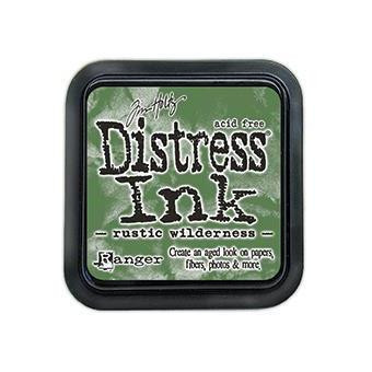 (PREORDER) November 2020 New Distress Color, Ranger Distress Ink Pad -