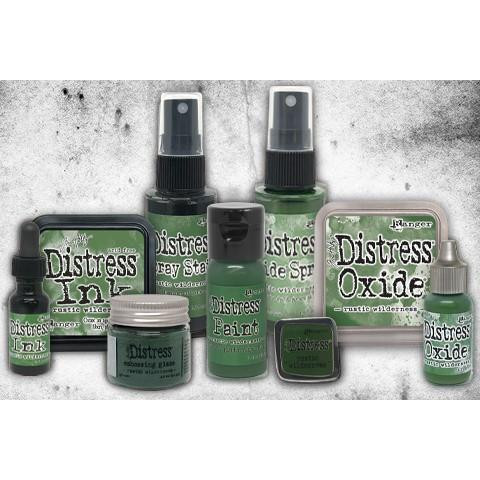 (PREORDER) Limited Offer November 2020 New Distress Color Complete Collection, Ranger -