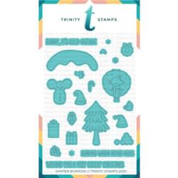 Winter Burrow, Trinity Stamps Dies -