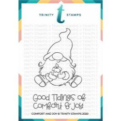 Comfort & Joy, Trinity Stamps Clear Stamps -
