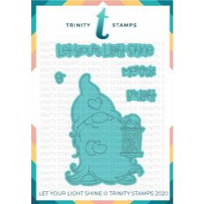 Let Your Light Shine, Trinity Stamps Dies -