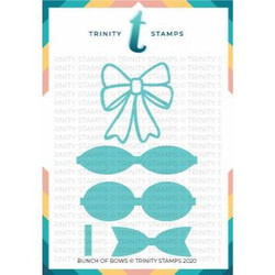 Bunch of Bows, Trinity Stamps Dies -