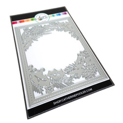 Holly Framed Cover Plate, Catherine Pooler Dies - 819447028689