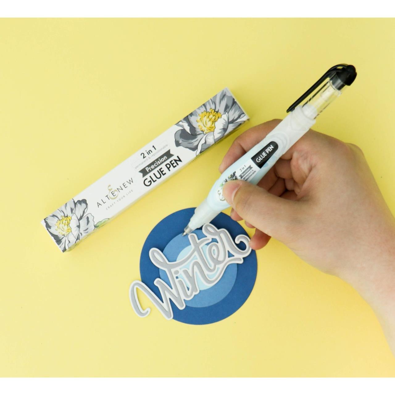 2 in 1 Precision Glue Pen, Altenew - 737787267769