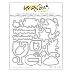 Happy Hanukkah, Honey Cuts Dies - 652827599832