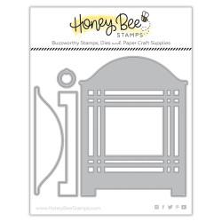 Lantern Builder A2, Honey Cuts Dies - 652827599931