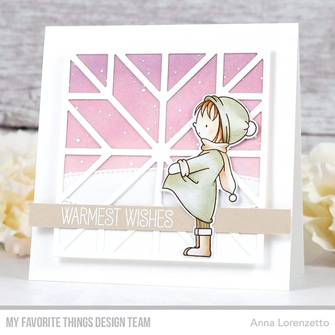 Quilt Square Cover-Up, My Favorite Things Die-Namics - 849923037850