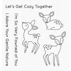 So Very Fawned of You, My Favorite Things Clear Stamps -