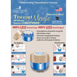 Thread Magic, Taylor Seville -