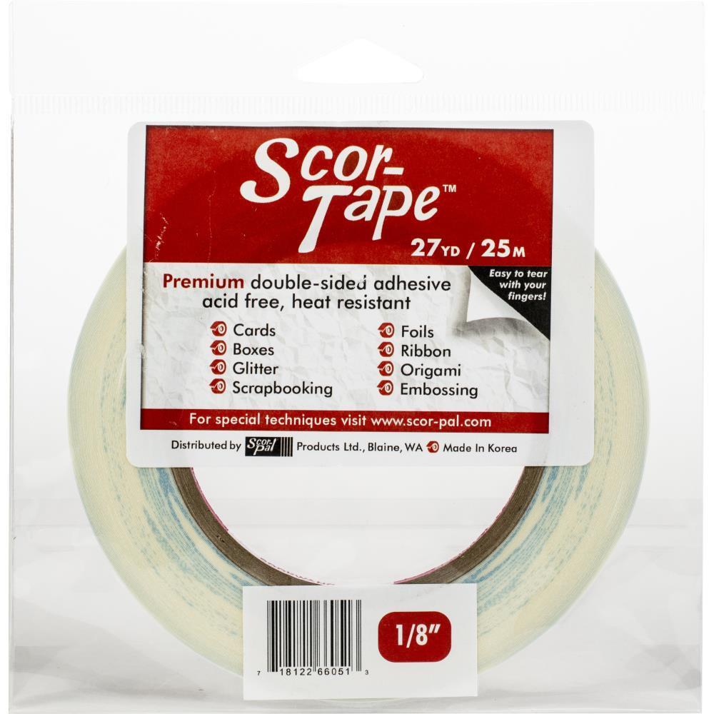 Scor-Tape 1/8' (3mm), Scor-Pal Tape -