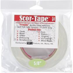Scor-Tape 5/8' (15mm), Scor-Pal Tape -