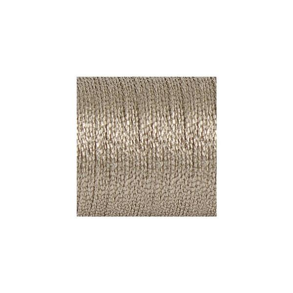 Old Rose, DMC Diamant Metallic Thread -