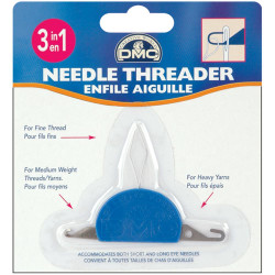 3-in-1 Needle Threader, DMC Tools -