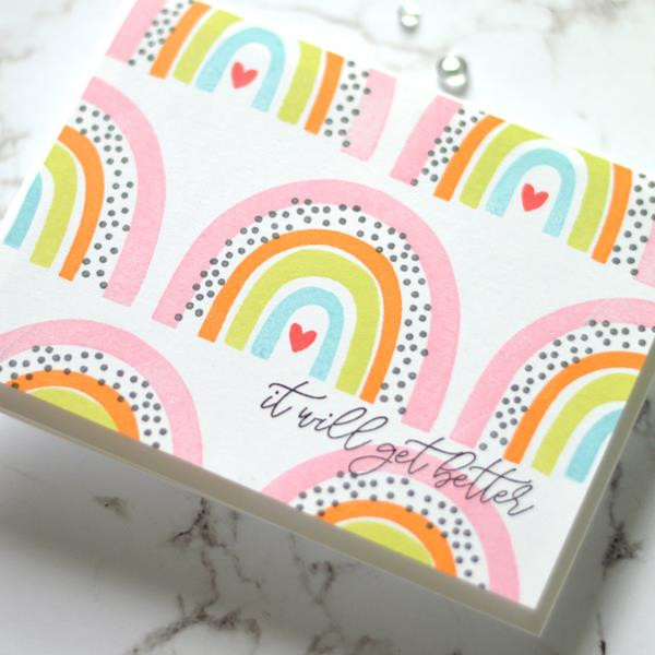 Better Days Ahead, Essentials by Ellen Clear Stamps -