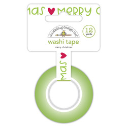 Merry Christmas, Doodlebug Washi Tape - 842715069312