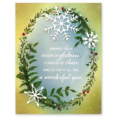 Bright & Light, Penny Black Clear Stamps -