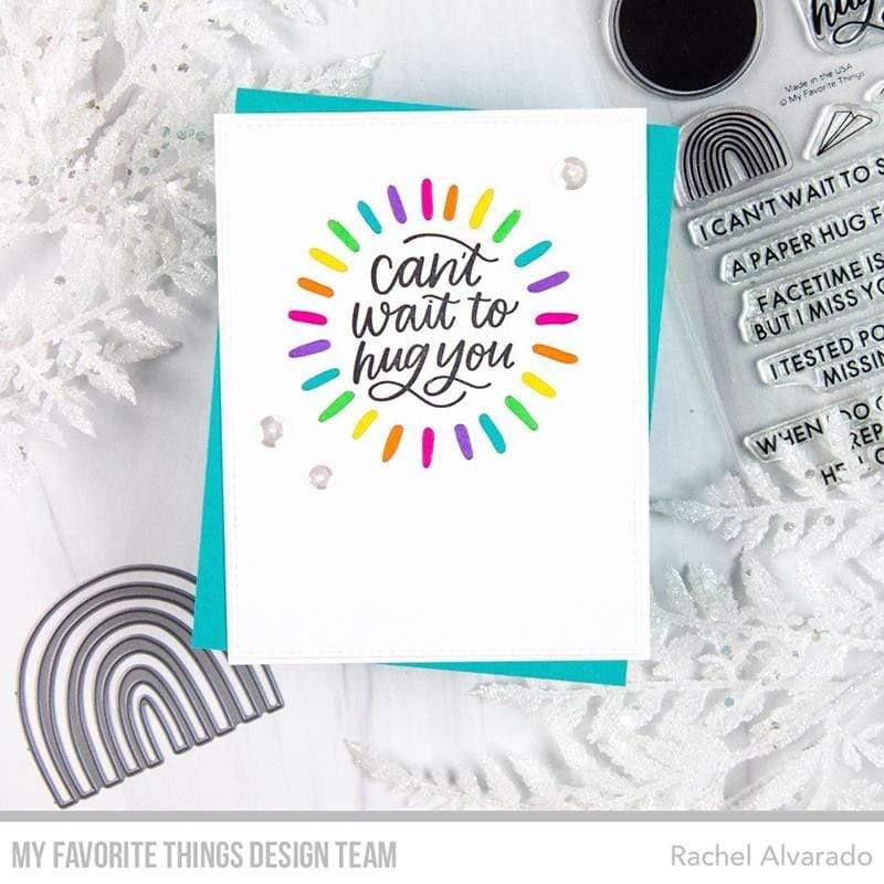 Confetti All Around, My Favorite Things Stencils - 849923037911