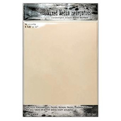 Mixed Media 8.5 X 11, Ranger Distress Heavystock - 789541075172