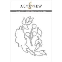 Inspirational Quotes, Altenew Dies - 737787272343