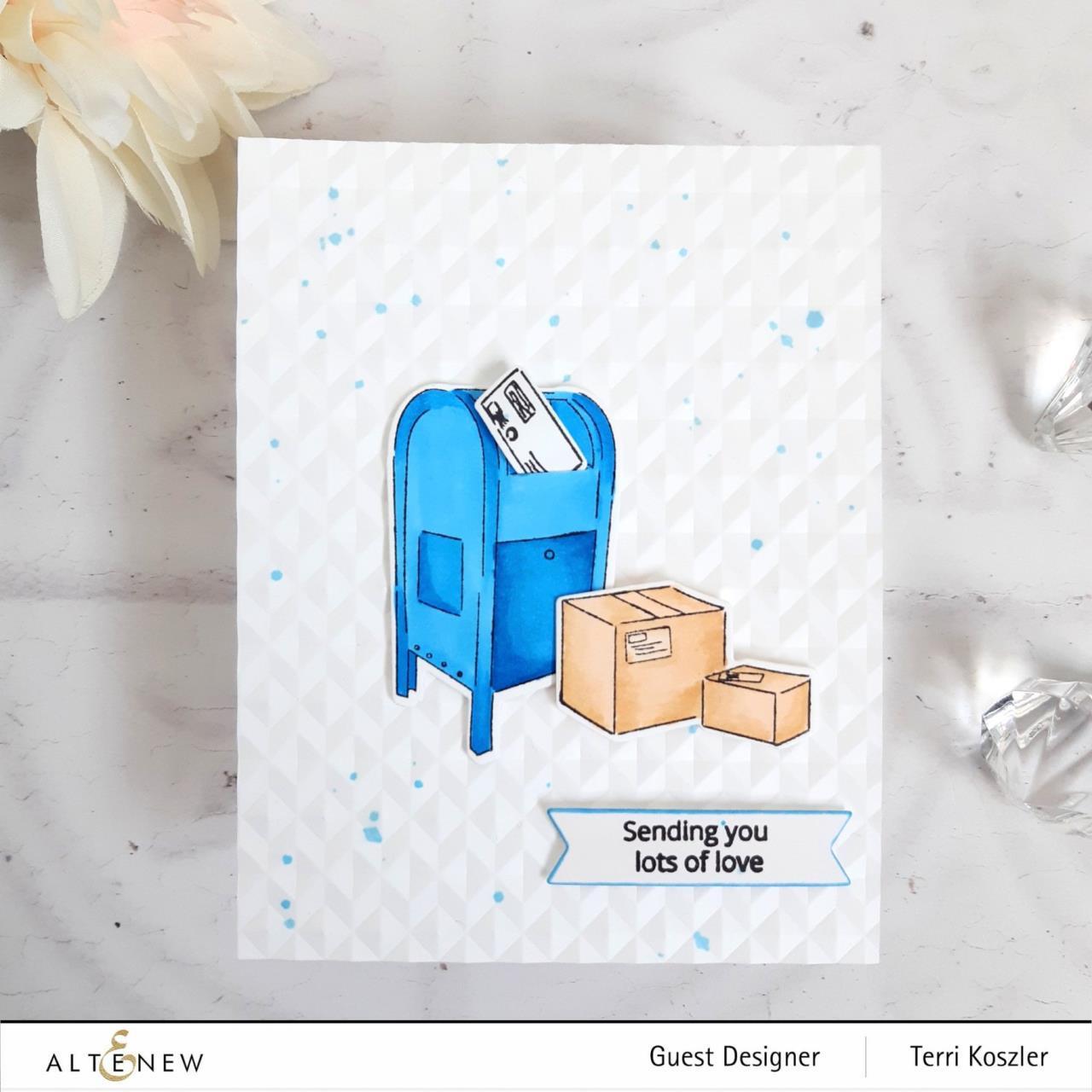 Postal Heroes, Altenew Dies - 737787272381