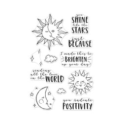 You Shine, Hero Arts Clear Stamps - 085700929028