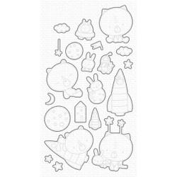 Blastoff Buddies, My Favorite Things Die-Namics - 849923038147