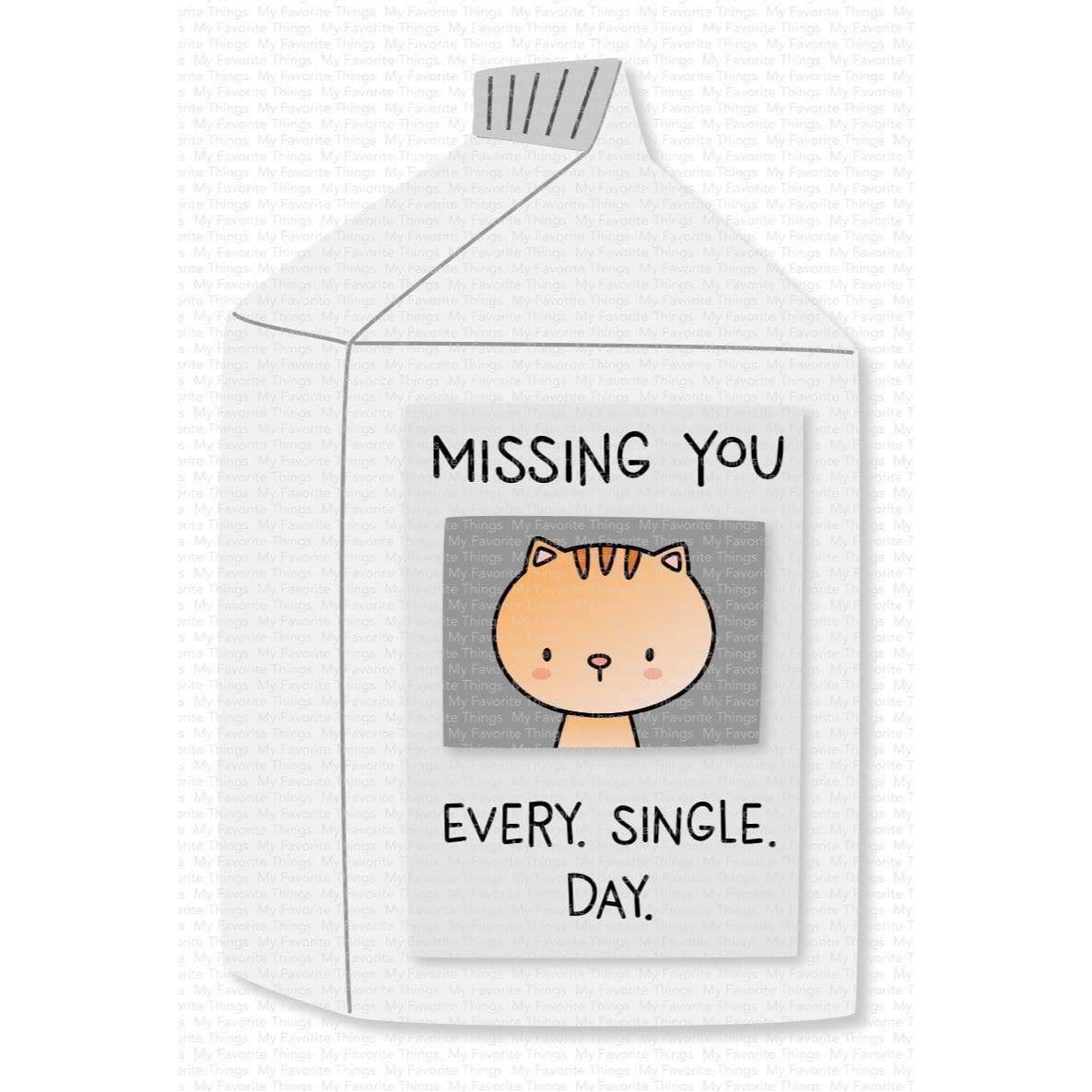 Got Milk?, My Favorite Things Die-Namics - 849923037997
