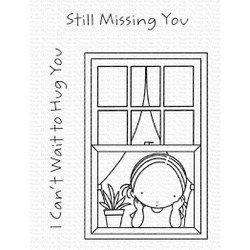Pure Innocence - Missing You, My Favorite Things Clear Stamps - 849923038079