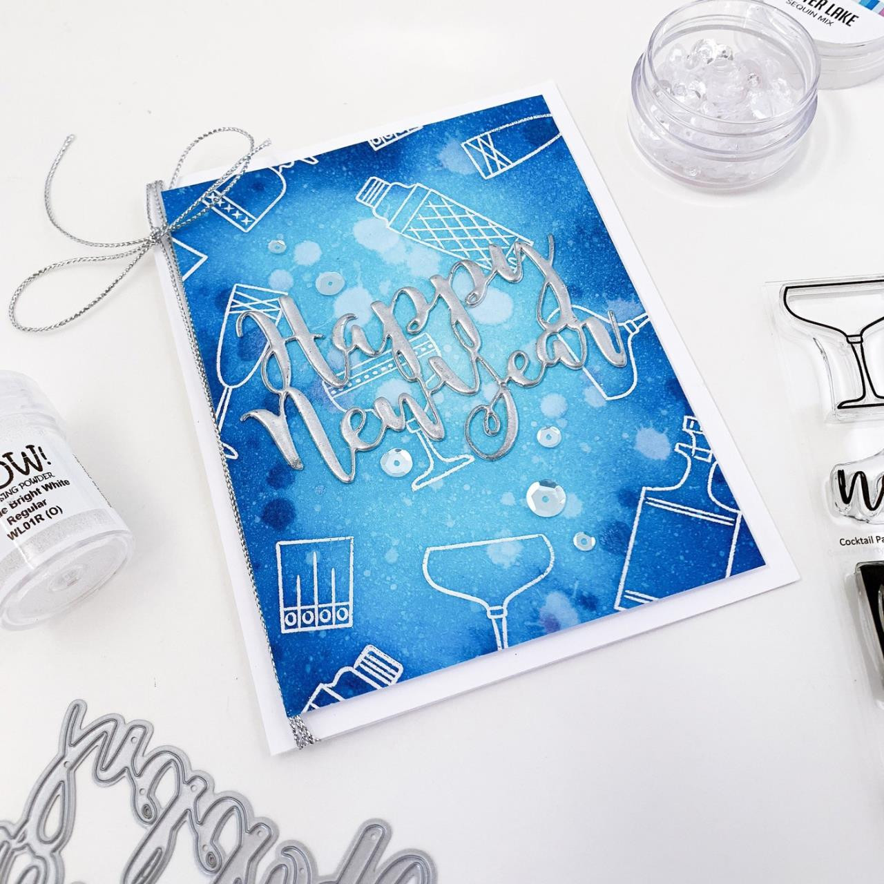 Cocktail Party, Catherine Pooler Clear Stamps -