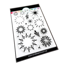 Sparkle and Pop, Catherine Pooler Clear Stamps -
