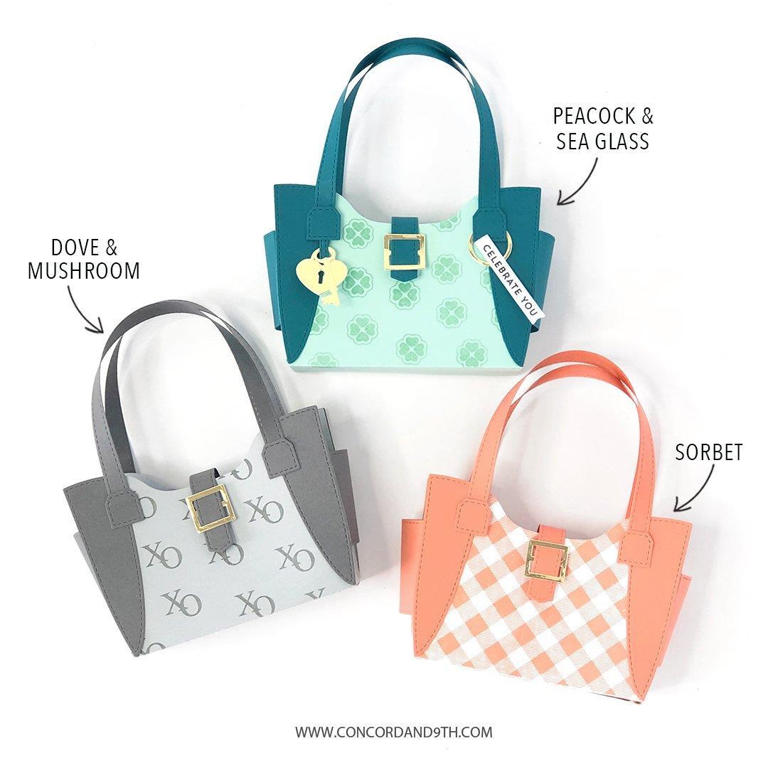 Weekender Handbag, Concord & 9th Dies - 717932698341