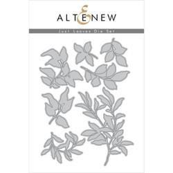 Just Leaves, Altenew Dies -