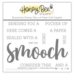 Smooch, Honey Bee Clear Stamps -