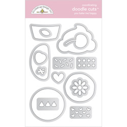 You Bake Me Happy, Doodle Cuts -