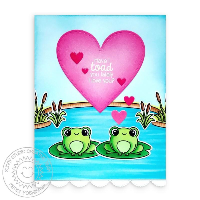Feeling Froggy, Sunny Studio Dies -