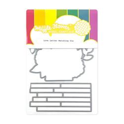 Love Letter, Waffle Flower Dies -