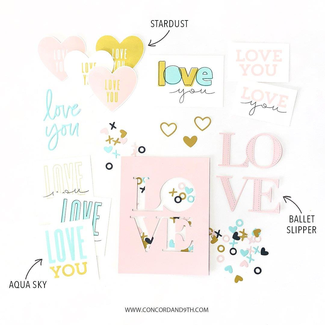 All the Love, Concord & 9th Dies -