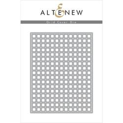 Grid Cover, Altenew Dies -