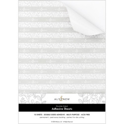 Double-Sided Adhesive Sheets (10 Sheets), Altenew Tools -