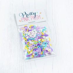 Daydream, Pretty Pink Posh Clay Sprinkles -