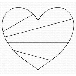 Heart Rays, My Favorite Things Die-Namics -