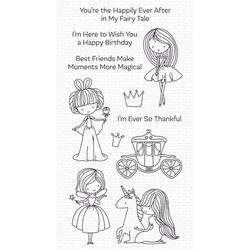 Pretty Princess, My Favorite Things Clear Stamps -