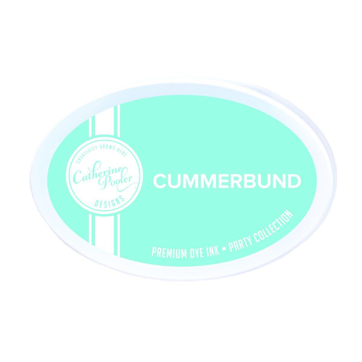 Cummerbund, Catherine Pooler Ink Pad -
