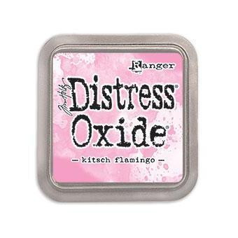Kitsch Flamingo, Ranger Distress Oxide Ink Pad -