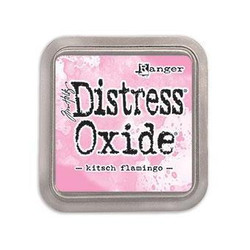 Kitsch Flamingo, Ranger Distress Oxide Ink Pad -