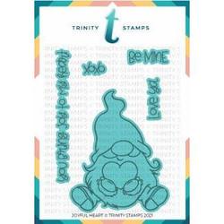 Joyful Heart, Trinity Stamps Dies -
