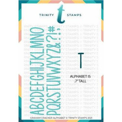 Graham Cracker Alphabet, Trinity Stamps Dies -