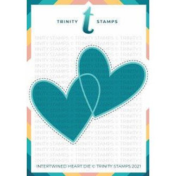 Intertwined Heart, Trinity Stamps Dies -